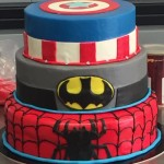 Torta-supereroi